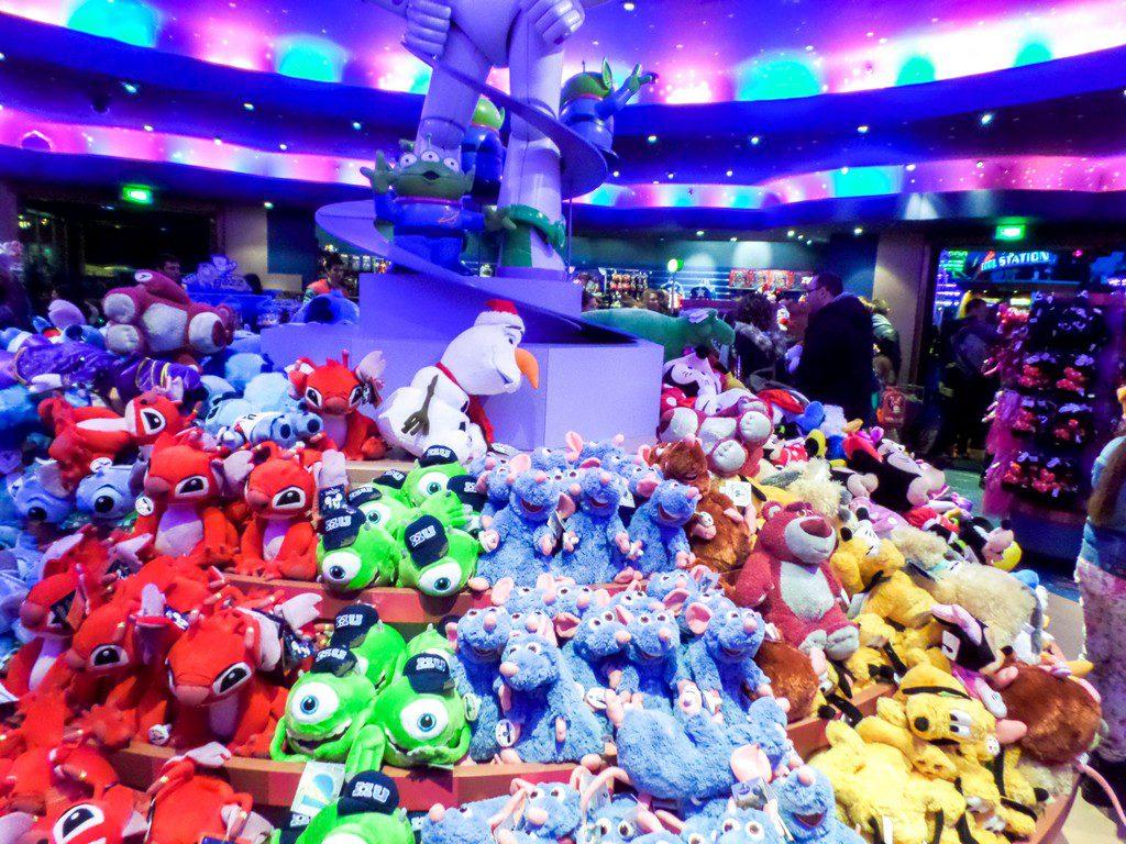 """<img src=""""Disney plushies.png"""" alt=""""Disney plushies at Disneyland Paris store"""">"""