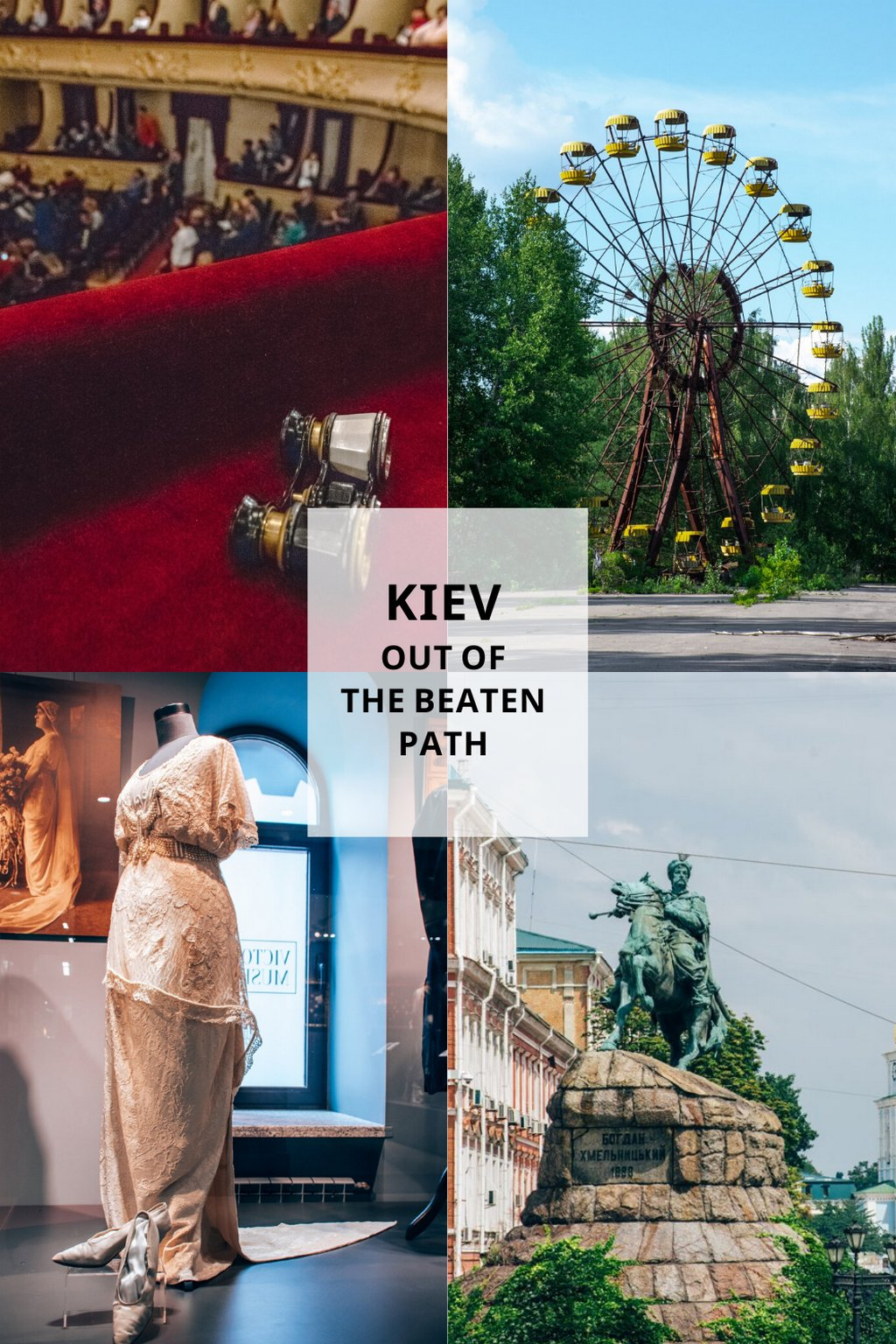 Kiev out of the beaten path